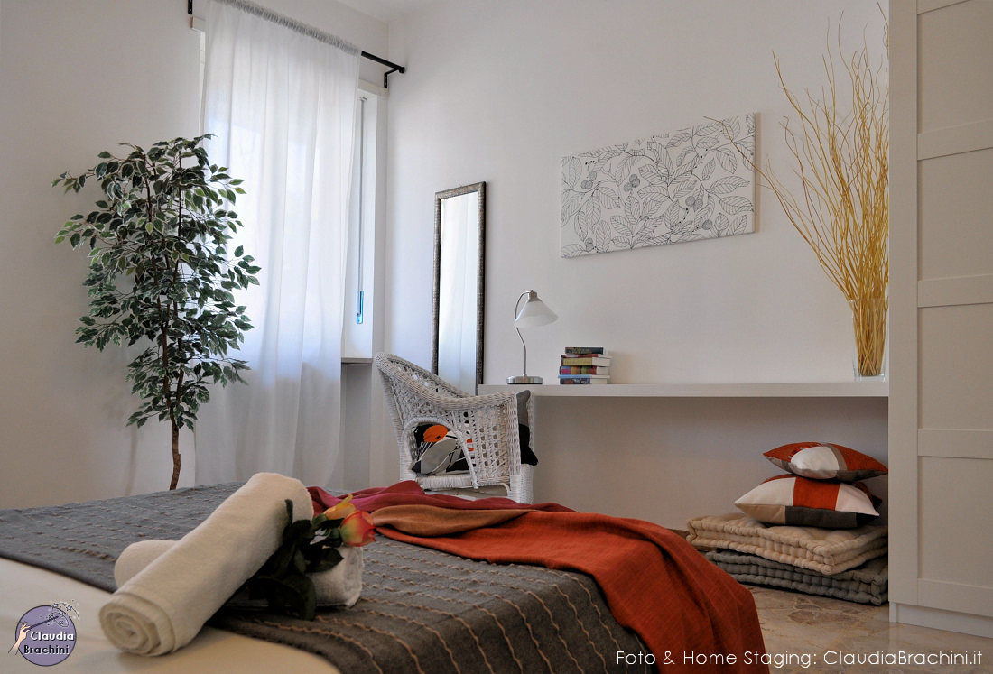 home staging camera casa vacanze
