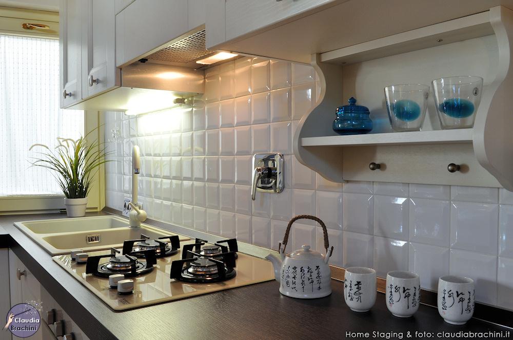 home staging particolare cucina