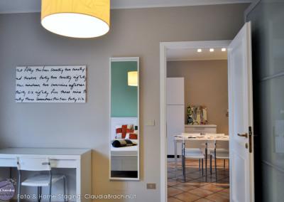 Appartamento arredato per l'affitto – San Secondo di Pinerolo TO
