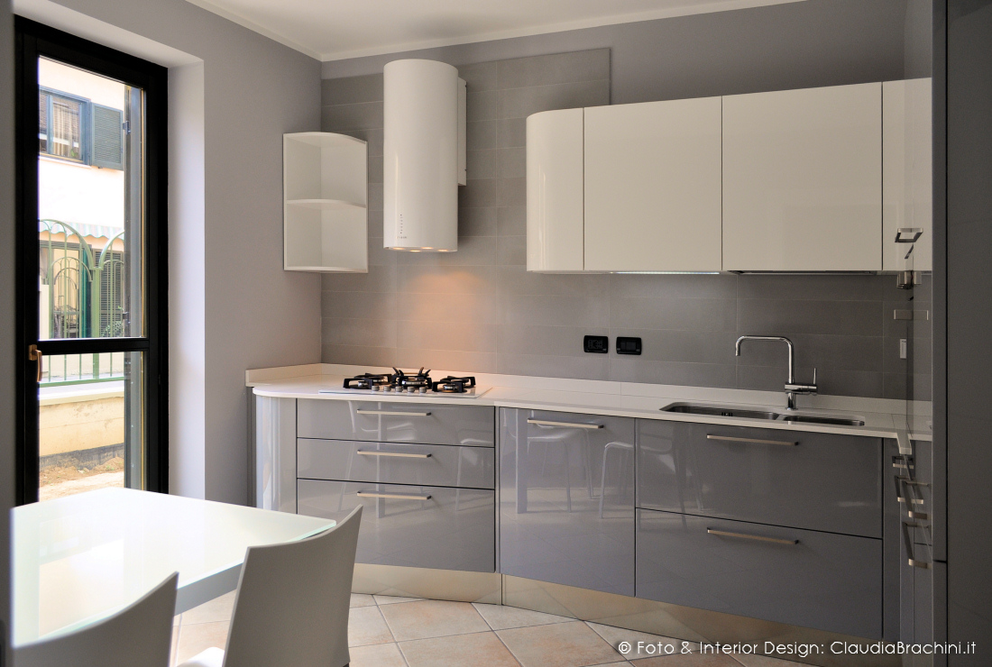 Interior Design | Cucine | Claudia Brachini | TORINO