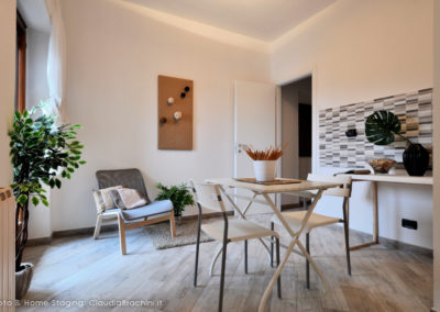 Home Staging appartamento in montagna – Sauze d'Oulx