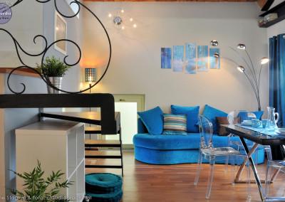 Home Staging appartamento in via Corte D'appello: trasformato in casa vacanze