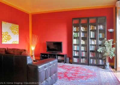 Home Staging appartamento abitato – Via Gaidano