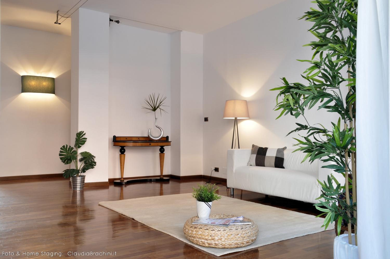 home staging soggiorno claudia brachini